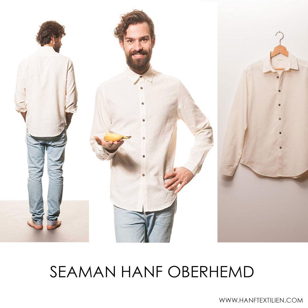 Seaman Hanf Shirt (Oberhemd)